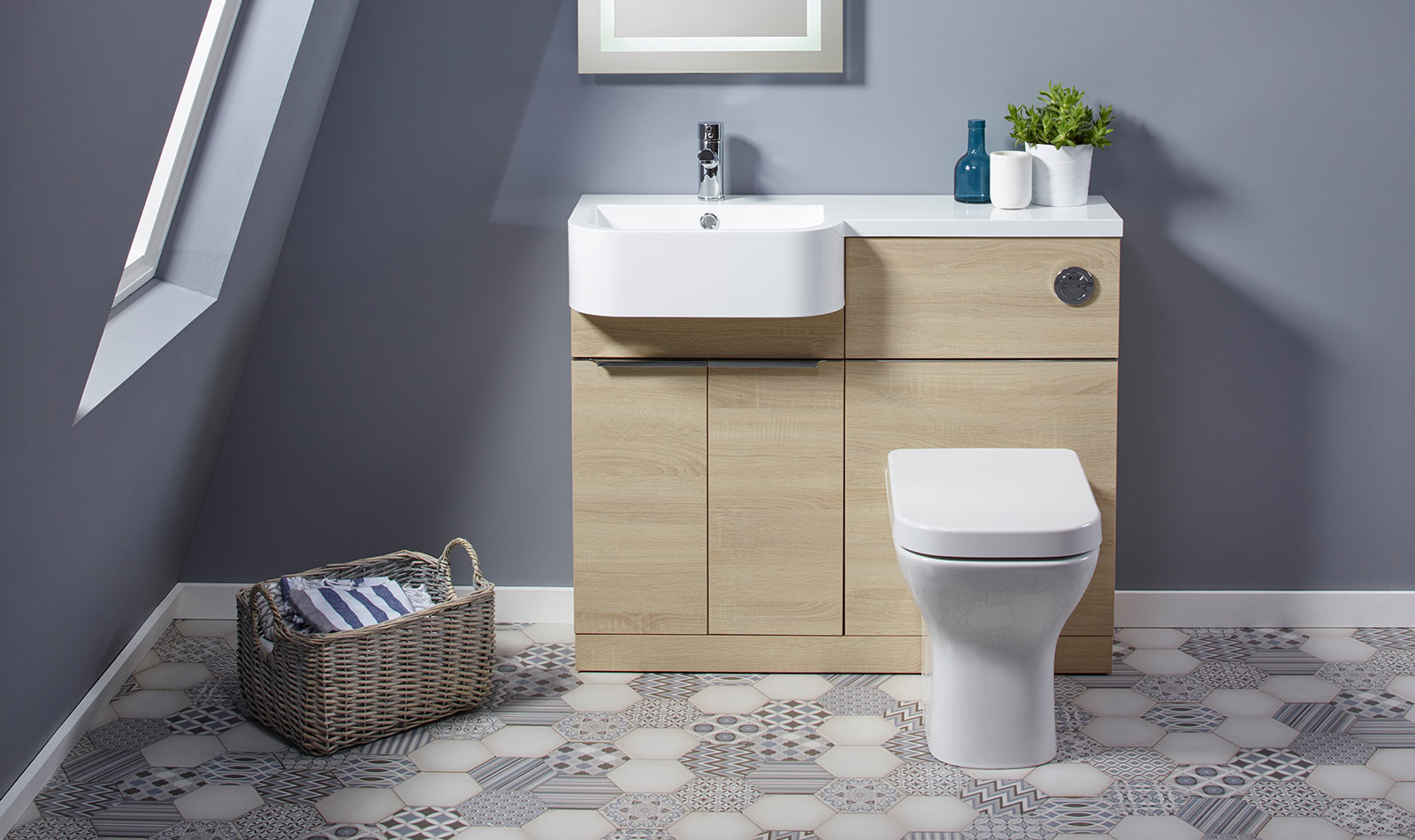 Instinct Keros Furniture Range Bathroom Solutions Oxfordshire